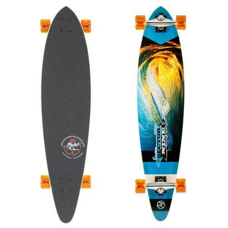 LONGBOARD SKATE SECTOR NINE LEDGER CUSTOM
